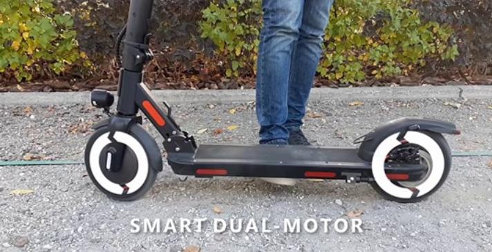 LEOWAY 2WD eScooter